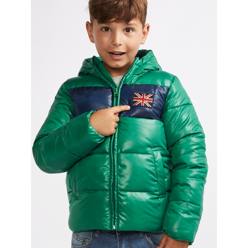 Padded Jacket  8-14 years