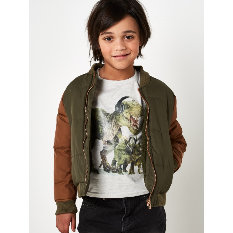 Padded Jacket 2-8 years