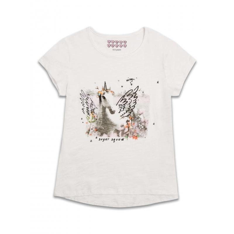 T-shirt 8-14 years