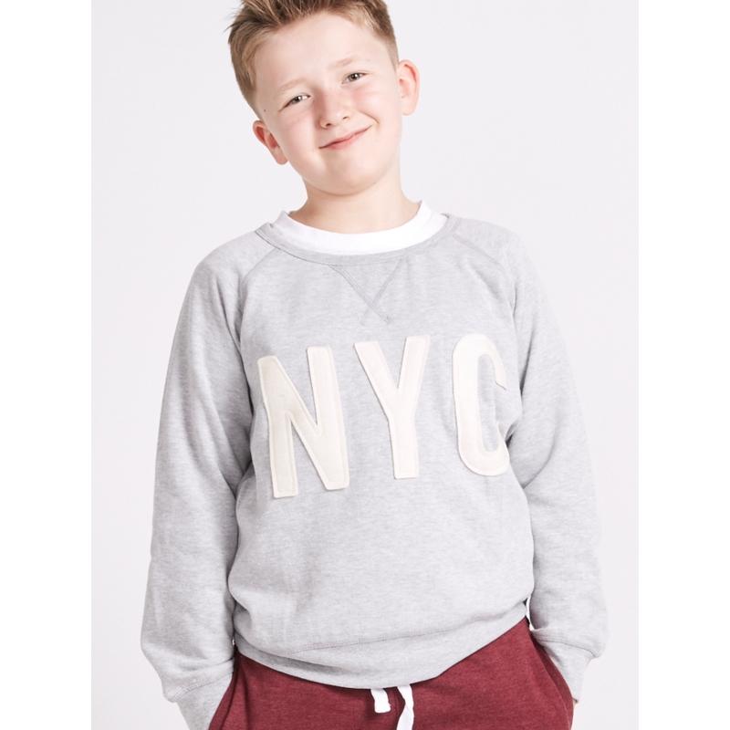Sweatshirt 8-14 years